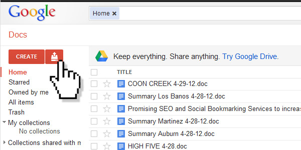 how to save to pdf With google docs save as pdf