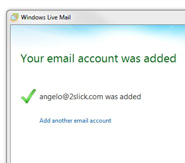 how to delete all emails windows live