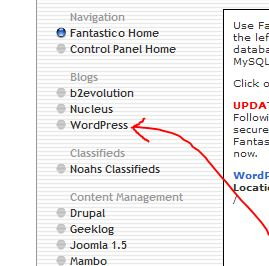 how to open cpanel of any website