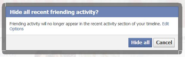 how to find hidden friend requests on facebook